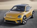 Volkswagen Beetle Dune Concept 2014 Фото 05