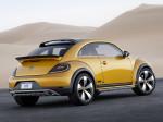 Volkswagen Beetle Dune Concept 2014 Фото 09