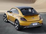 Volkswagen Beetle Dune Concept 2014 Фото 12