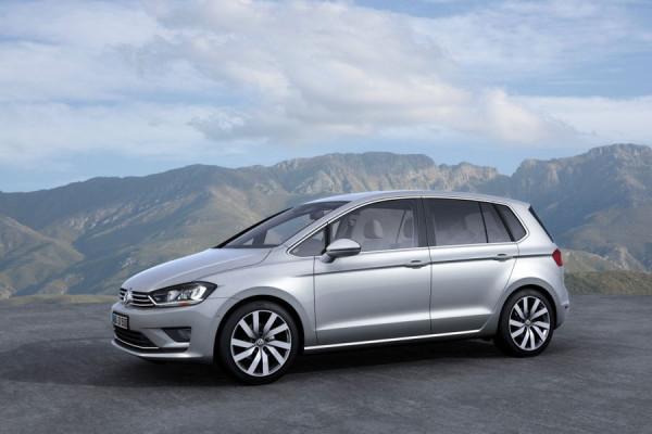 Volkswagen Sportsvan 2014 Фото 01