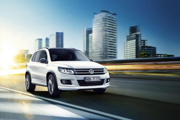 Volkswagen Tiguan CityScape