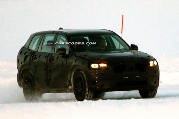 Volvo XC90 2015 Фото 1