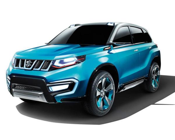 концепт Suzuki iV4 2014 Фото 01