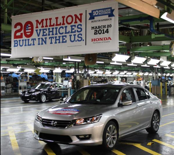 20 млн автомобилей
