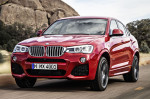 BMW X4 vs Porsche Macan Фото 16