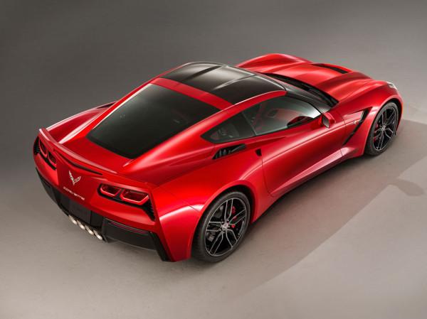 Chevrolet Corvette 2014 Фото 15