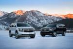 Chevrolet Tahoe and Suburban 2015 Фото 01