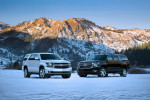 Chevrolet Tahoe and Suburban 2015 Фото 03