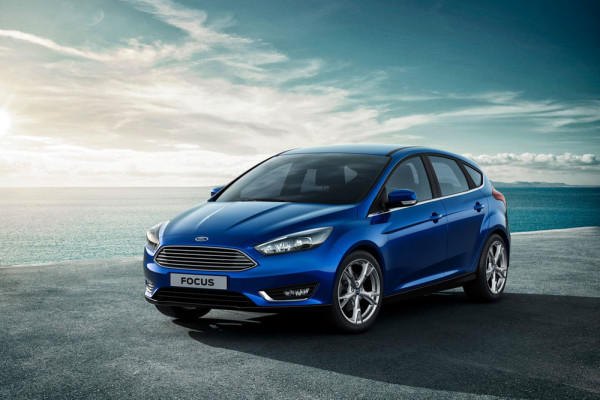 Ford Focus 2015 Фото 02