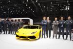 Lamborghini Huracan 2014 Фото 10