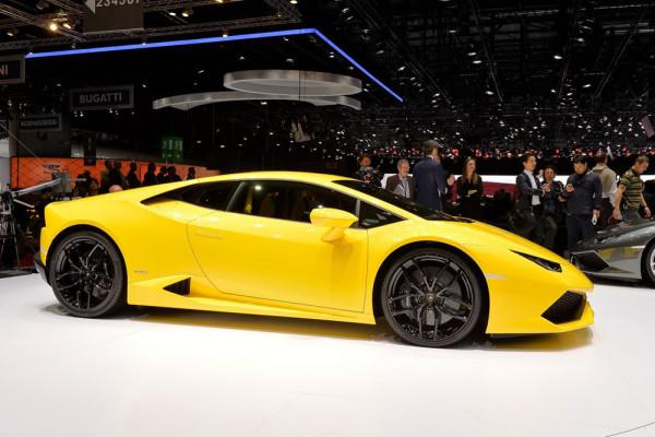Lamborghini Huracan 2014 Фото 42