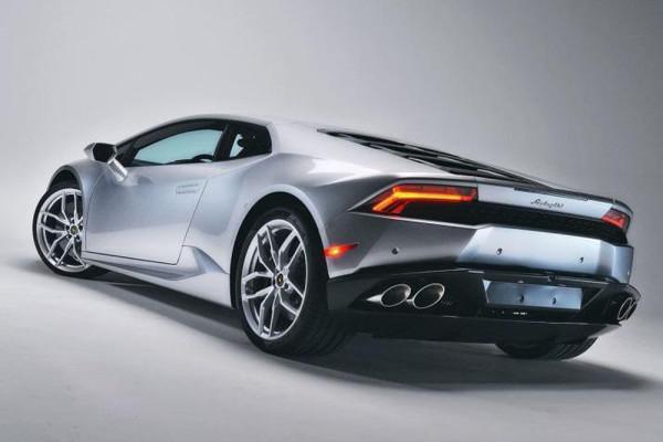 Lamborghini Huracan 2015 Фото 21