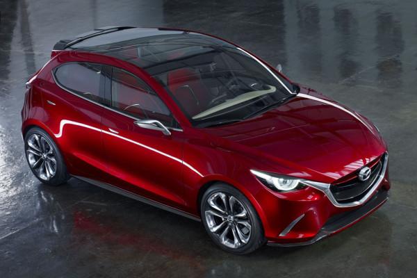 Mazda Hazumi Concept 2014 Фото 56