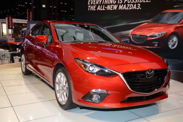 Mazda3 2014 Фото 06