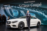 Mercedes S-Class Coupe 2014 Фото 04