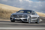 Mercedes S-Class Coupe 2014 Фото 23