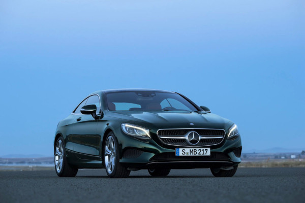 Mercedes S-Class Coupe 2014 Фото 79