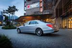 Mercedes S класс фото 04