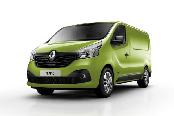 Новый Renault Trafic 2014 Фото 03