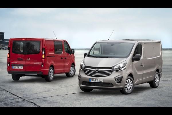 Opel Vivaro 2014 Фото 05