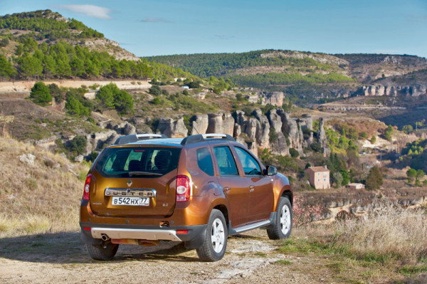 Renault Duster 4x4 Auto