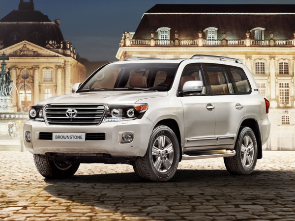 Toyota Land Cruiser 200 Brownstone Specia 2014 Фото 01