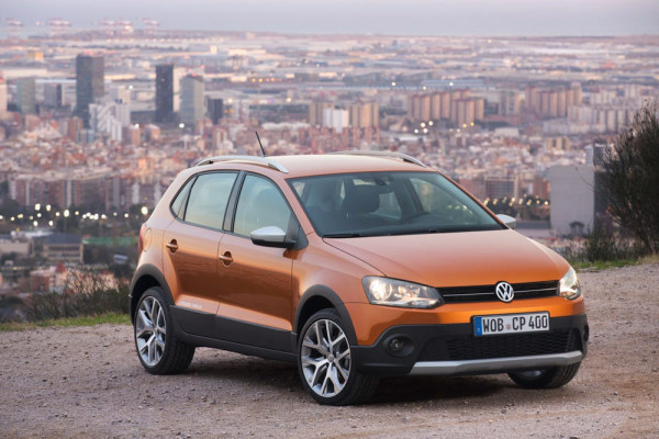 Volkswagen CrossPolo 2014 Фото 05