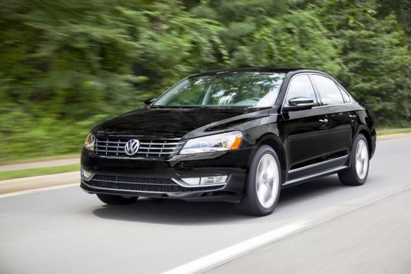 Volkswagen Passat 2014 Фото 02