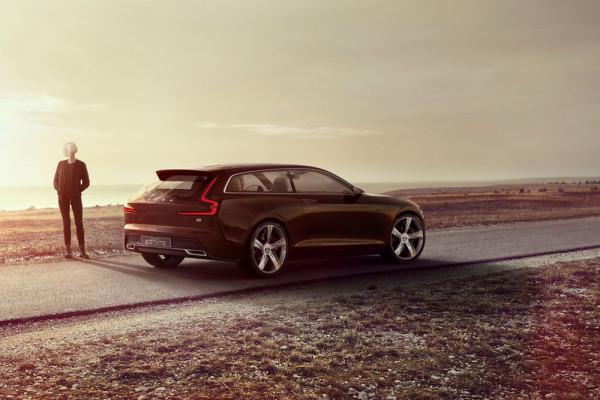 Volvo Estate концепт 2014 Фото 16