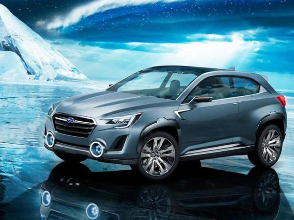 концепт Subaru Viziv 2 2014 Фото 13
