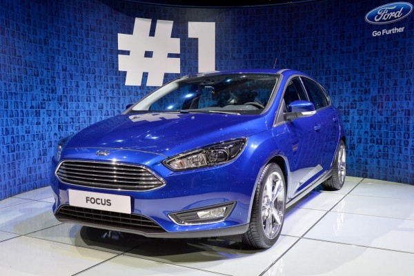 новый Ford Focus 2015 Фото 26