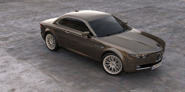 BMW CS Vintage Concept 2014 Фото 01