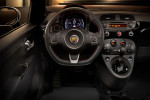 For 2015, the high-performance Fiat 500 Abarth and Abarth Cabrio