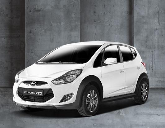 Hyundai ix 20 Cross 2014