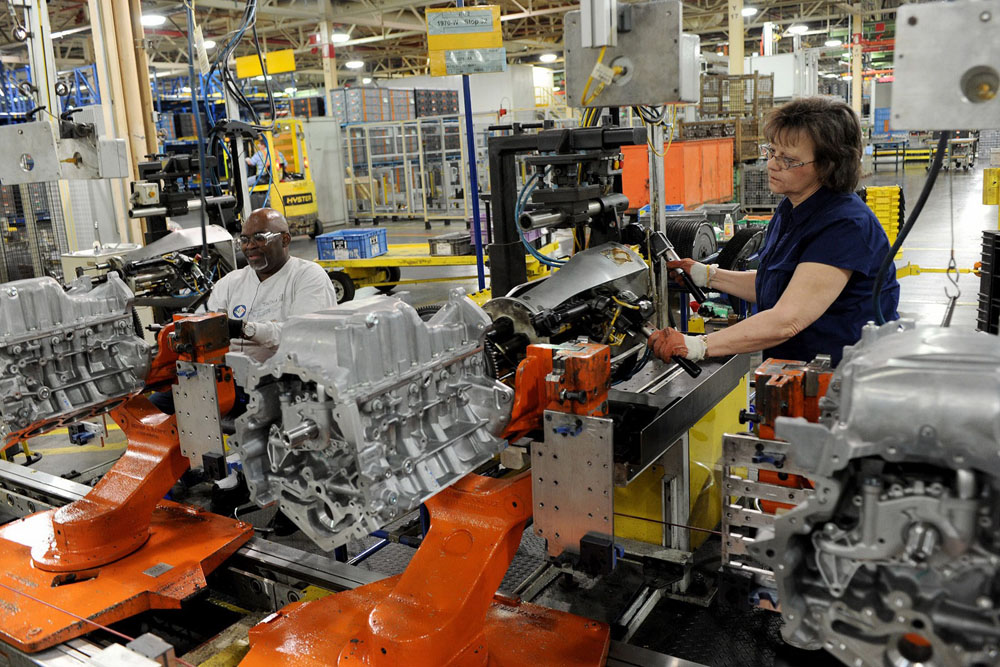 Ford adds 7 000 jobs for Ford motor company lima ohio