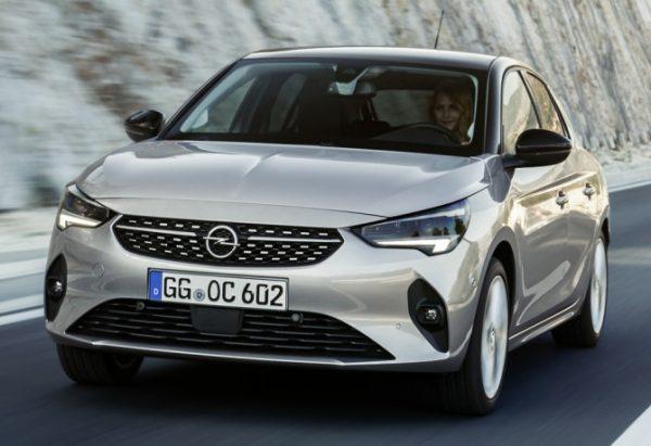 Opel Corsa в октябре вошла в тройку европейских бестселлеров